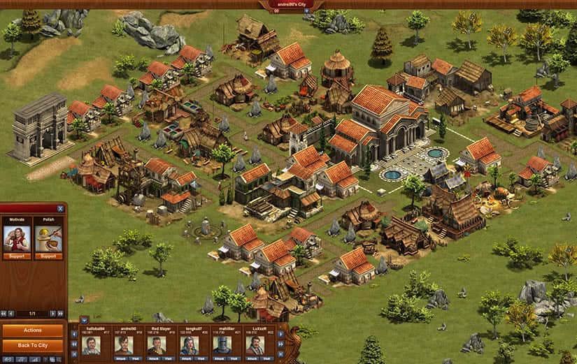 Age Of Empires Browsergame