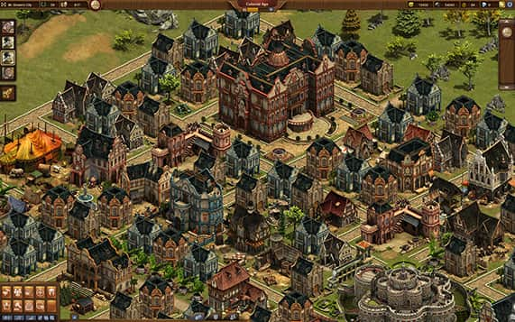 forge of empires a free to play browser game